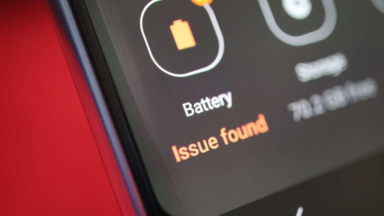 Επισκευή μπαταρίας Samsung Galaxy