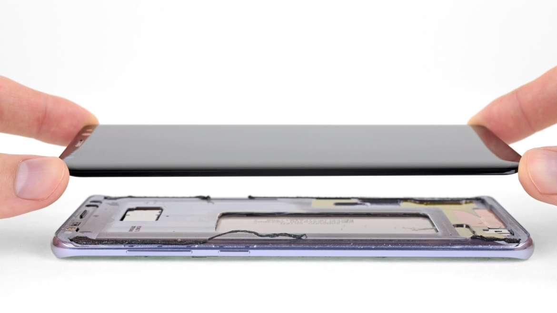 Επισκευή οθόνης Samsung Galaxy